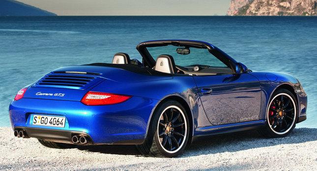 Porsche 911 Yeni Görüntüsüyle Görücüye Çıktı
