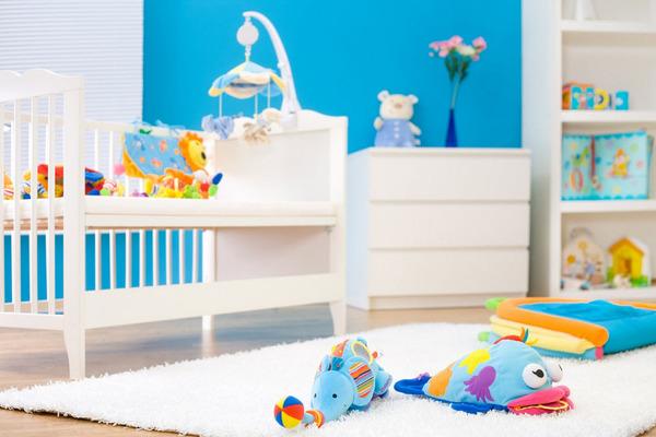 bebek odası hazırlığı