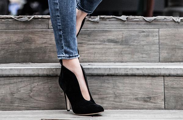 bootie ayakkabı