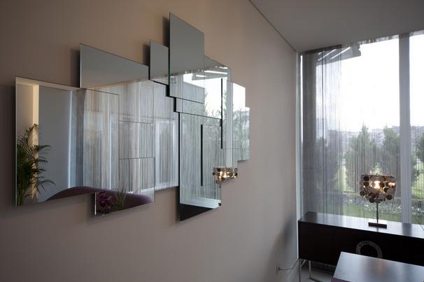 Dekorasyonda Ayna