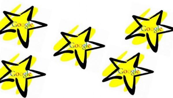 google yıldızlar