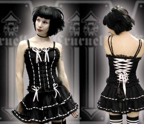 gotik modası