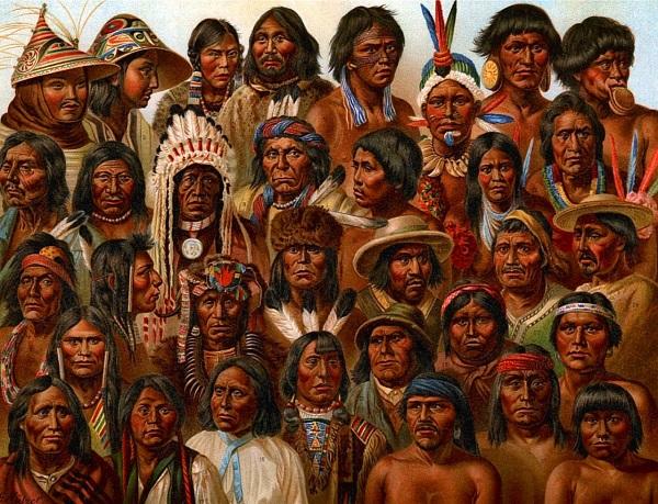 ilk amerikan yerlileri