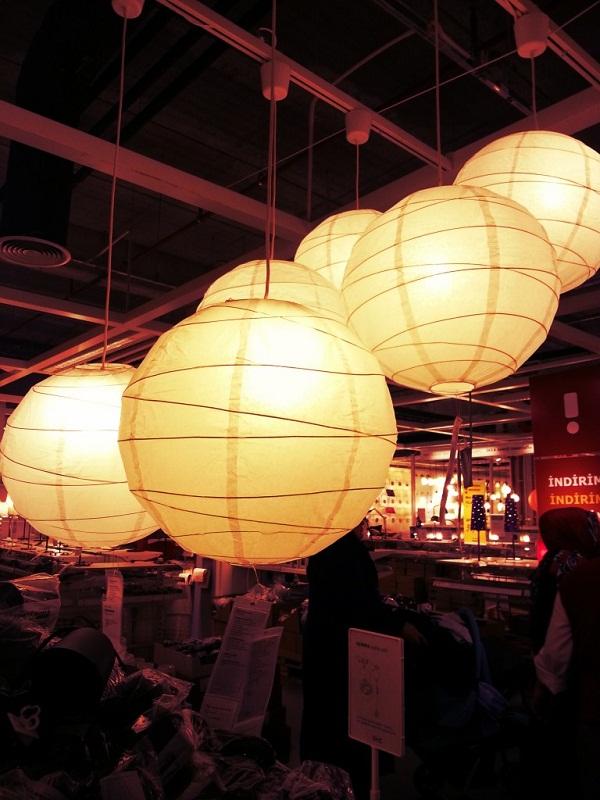 kağıt lamba modelleri