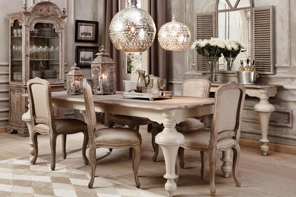 Klasik Yemek Odası