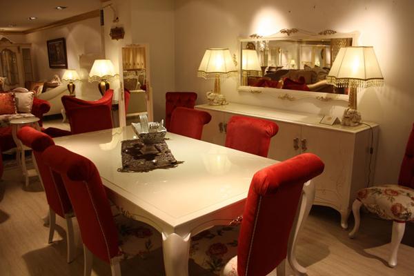 Lale Yemek Odası