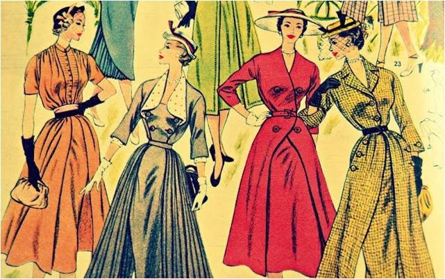 Moda Akımı Vintage