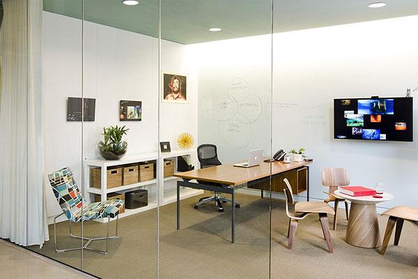 ofis dekoru