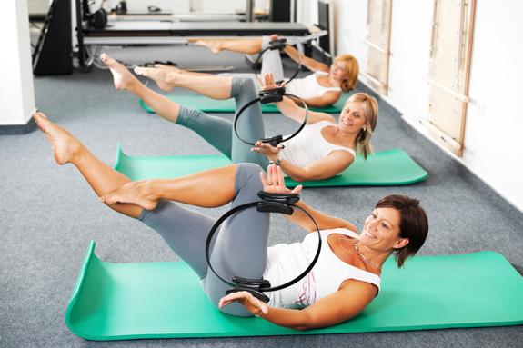 Pilates salonu seçimi