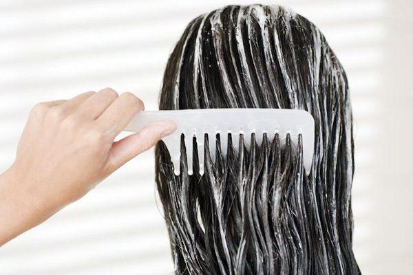 saçı nemlendirmek